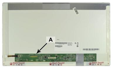 SCR0081B 17.3 HD+ 1600x900 LED Matte