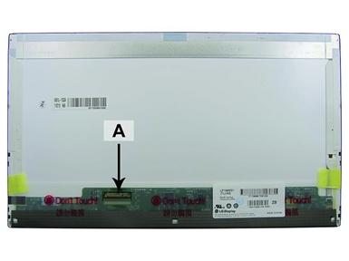 SCR0210B 15.6 HD+ 1600X900 LED Matte
