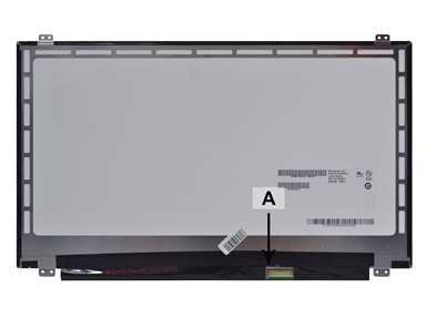 SCR0474B 15.6 WXGA 1366x768 HD LED Matte
