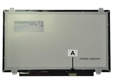 SCR0539A 14.0 1366x768 WXGA HD LED Glossy