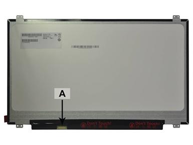 SCR0621B 17.3 1600x900 HD+ LED Matte