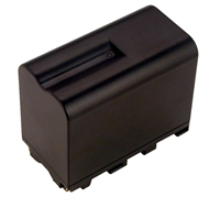 Slika VBI0963A Camcorder Battery 7.2V 6900mAh