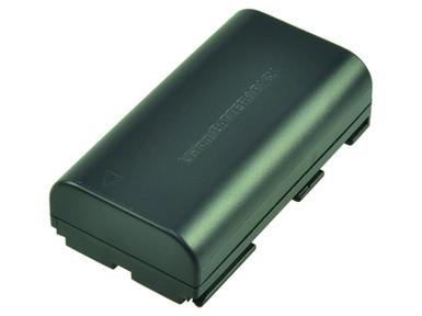 VBI0972B Camcorder Battery 7.2V 2600mAh