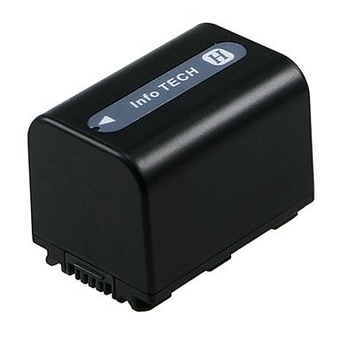 VBI9700B Camcorder Battery 6.8V 1500mAh