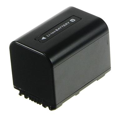 VBI9706B Camcorder Battery 7.2V 1620mAh
