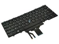 Slika W93F7 Backlit Keyboard w/Dualpoint (French)