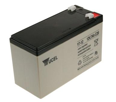 Y7-12 Valve Regulated Lead Acid Battery