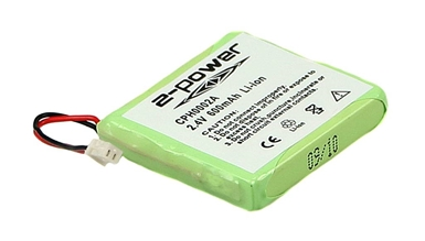 CPH0002A Cordless Phone Battery 2.4V 600mAh