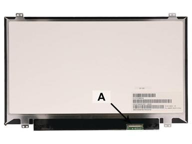 SCR0653B 14.0 WQHD IPS 2560x1440 Matte