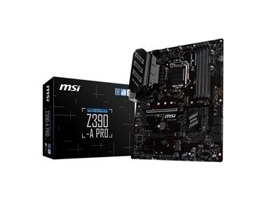 Osnovna plošča MSI Z390-A PRO (LGA1151)
