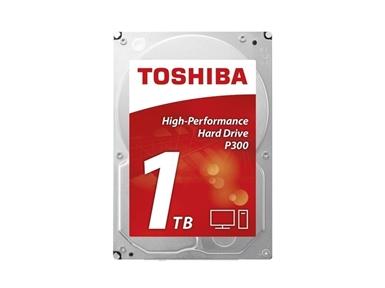 Trdi Disk TOSHIBA P300 (1TB, 64MB, 6Gb/S) HDWD110UZSVA