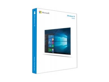 Windows 10 Home 64-bit  ENG DSP (KW9-00139)