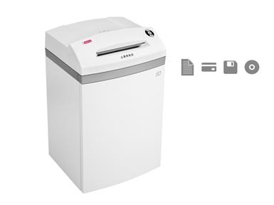 Uničevalec dokumentov, kartic in CD medijev Intimus 60 CP4 (3.8 x 30 mm, 60l) P-4