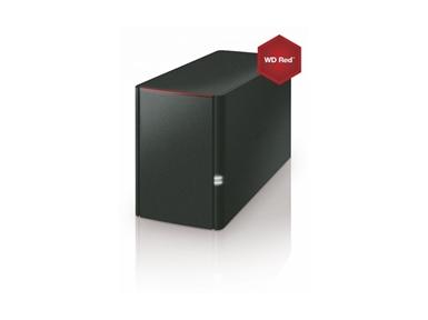 NAS naprava Buffalo LinkStation 8TB 220DR LS220DR0802