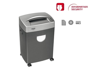 Uničevalec dokumentov Intimus 2500 S uničuje papir, CD medije in plastične kartice
