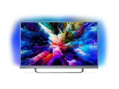 "LED TV sprejemnik Philips 55PUS7503 (55"", 4K UHD, P5, Android, Ambilight)"