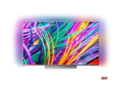 "LED TV sprejemnik Philips 65PUS8303 (65"", 4K UHD, P5, 2800 PPI, Android, Ambilight)"