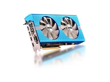 Grafična kartica Sapphire RX 590 NITRO+  (8GB GDDR5, 2xHDMI/DL-DVI-D/2xDP, PCI-E) Special Edition