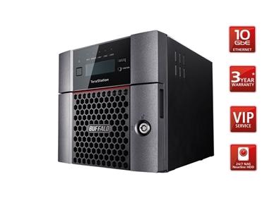 NAS naprava Buffalo TeraStation™ 5210DF 2TB  TS5210DF0202 (SSD)