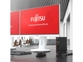Mini računalnik Fujitsu ESPRIMO G558 (Pentium Gold G5400/64GB SSD/Win10P)