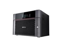 NAS naprava Buffalo TeraStation 5810DN 32TB  TS5810DN3208-EU (WD RED diski, 2x 1GbE, 1x 10G)