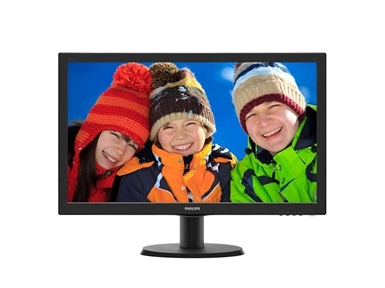 "LED monitor Philips 243V5QHSBA  (23,6"", MWA) Serija V"