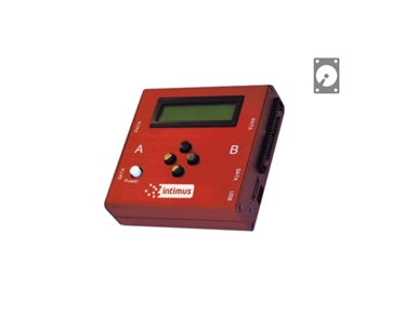Naprava za popolno brisanje podatkov iz trdih diskov Intimus Hammer SE (Secure Erase)