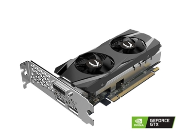 Grafična kartica ZOTAC GeForce GTX 1650 LP  (4GB GDDR5, DP/HDMI/DL DVI-D)