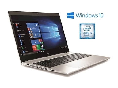 Prenosnik HP ProBook 450 G6 (15,6''FHD IPS/i5-8265U/8GB/SSD 256GB/W10Pro) 5PP64EA