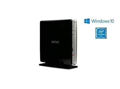 Mini Računalnik Zotac ZBOX BI325 (Windows 10, RAM 4GB, Disk 32GB)