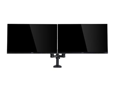 Eleganten in trden aluminijasti nosilec za dva monitorja AOC AD110D0