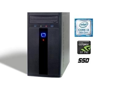 Osebni računalnik PCH PC-2381G (i3-8100/GT 1030/SSD)