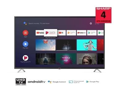 "LED TV sprejemnik SHARP 50BL3EA (50"" 4K UHD Android TV)"