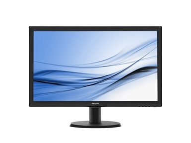 "LED monitor Philips 243V5QHSBA  (23,6"", MVA) Serija V"
