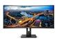 "LED monitor Philips 346B1C UltraWide z USB-C (34"" Ukrivljeni, WQHD)"