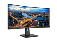 "LED monitor Philips 345B1C (34"" ukrivljen WQHD VA 100Hz) B-linija"