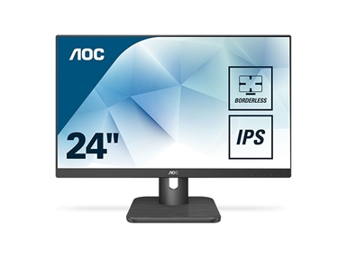 "LED monitor AOC 24E1Q (23.8"", FHD, Essential)"