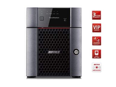 NAS naprava Buffalo TeraStation™ TS3420DN 16TB TS3420DN1604