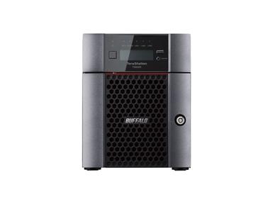 NAS naprava Buffalo TeraStation TS6400DN 8TB (TS6400DN0804-EU) s funkcijo Snapshot in ISCSI Volume Backup