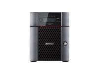 NAS naprava Buffalo TeraStation TS6400DN 32TB (TS6400DN3204-EU) s funkcijo Snapshot in ISCSI Volume Backup