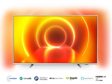 "LED TV sprejemnik Philips 75PUS7855 (75"", 4K UHD) Ambilight"