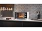 Mikrovalovna pečica Sharp MS01E-S (20 L, 800W, prostostoječa, srebrna)