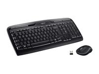 Tipkovnica in miška Logitech MK330 (brezžična)