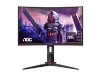 "LED monitor AOC C24G2U/BK (23,6"" FHD ukrivljen 165 Hz) Gaming"