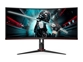 "LED monitor AOC CU34G2/BK (34"" WQHD VA ukrivljen 100Hz) Gaming"