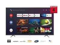 "65"" 4K Ultra HD Android TV sprejemnik Sharp 65BL3EA"