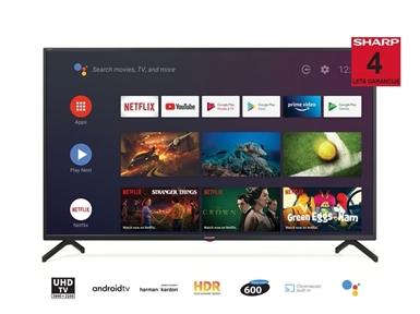 "55"" 4K Ultra HD Android TV sprejemnik Sharp 55BN3EA"