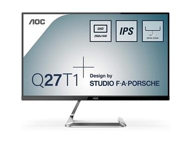 "LED monitor AOC Q27T1 (27"" IPS) by Studio F. A. Porsche Style-line"