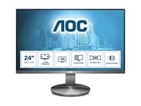 """LED Monitor AOC I2490VXQ/BT (23.8"""" FHD IPS ) Value-Line"""