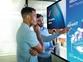 Sodelujte pametneje z interaktivnim zaslonom na dotik Philips 55BDL6051C